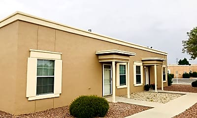 Building, Crossroads Valley Apartments, 0