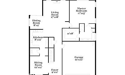 Building, 3404 Crutchfield Pl, 1