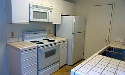 Kitchen, 7016 Stagecoach Road Apt D, 1
