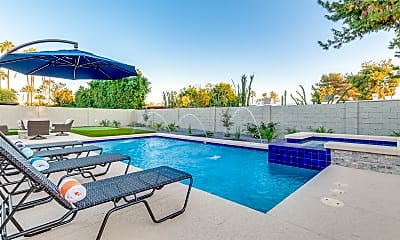 Pool, 6611 E Eugie Terrace, 2