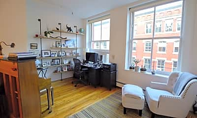 Living Room, 111 Wooster St, 1