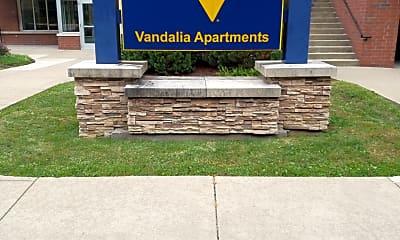Vandalia Apartments, 1