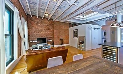 Kitchen, 84 Franklin St, 1