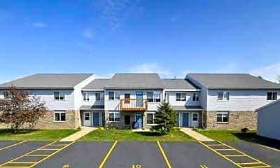 Building, Ridge Creek Apartments, 0