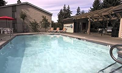 Pool, Sunset Gardens (Steilacoom), 0
