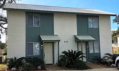 Building, 218 E 1st Ct A, 0