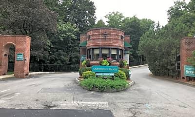 Scarborough Manor, 1