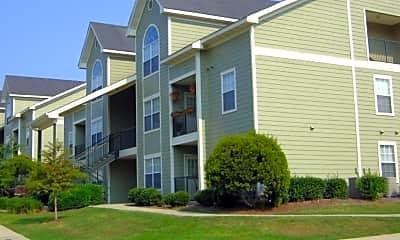 Building, Twin Oaks Apartments, 1