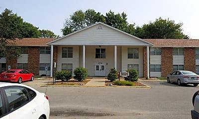 Monroe Garden Apartments, 0
