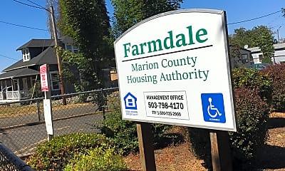Farmdale Apartments, 1