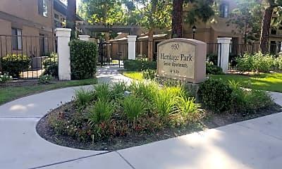 Heritage Park Senior Apartments, 1