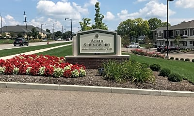 Atria Springboro Senior Living & Memory Care, 1