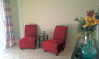 Living Room, The Woodbrook, 1