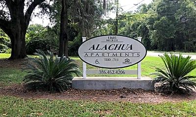 Alachua Apartments, 1
