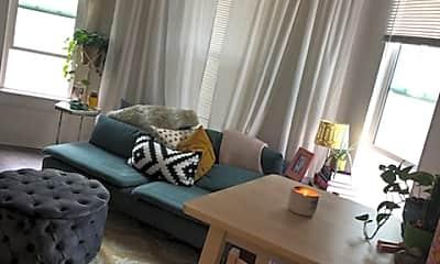 Living Room, 1263 N Clarkson St, 0