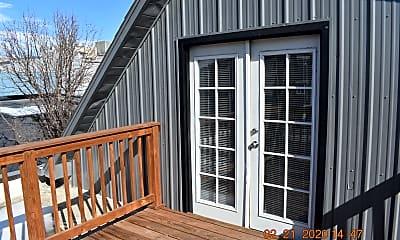 Patio / Deck, 3030 N. Downing St, Unit F, 0