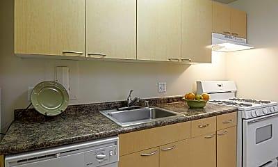 Kitchen, Verona at Silver Hill, 1