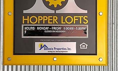 Hopper Lofts, 2