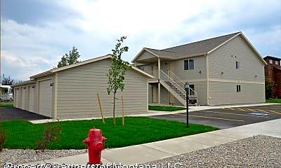 Building, 908 Montana St, 0