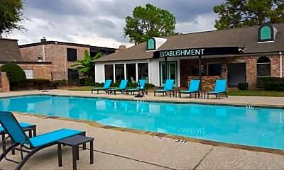 Pool, The Establishment, 1