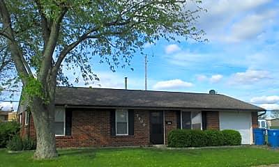 Building, 7400 Chatlake Dr, 1