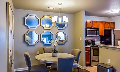 Dining Room, River Pointe Apartments, 0