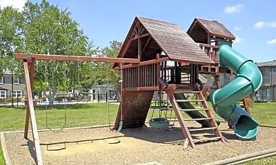 Playground, The Avery, 1