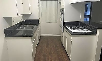 Kitchen, The Chateau Apartments, 0