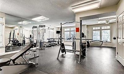 Fitness Weight Room, 240 Renaissance Pkwy NE 307, 2