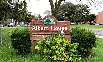 Albert House, 1