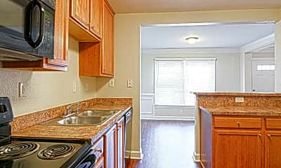 Kitchen, Walker's Chase Townhomes, 0