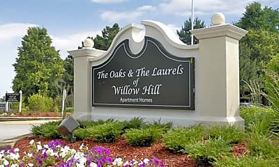 Community Signage, Laurels of Willow Hill, 0