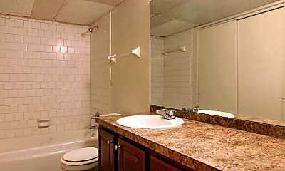 Bathroom, Virginian Arms/Arbor Oaks, 2