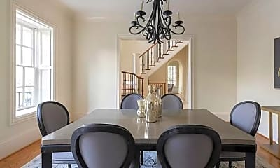 Dining Room, 532 Valley Road NW, 1