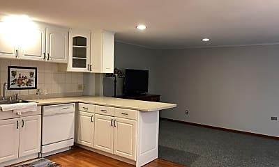 Kitchen, 600 N Main St A, 1