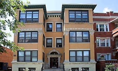 Building, 5218-5220 S. Kimbark Avenue, 1