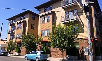 B-Street Apartments, 2