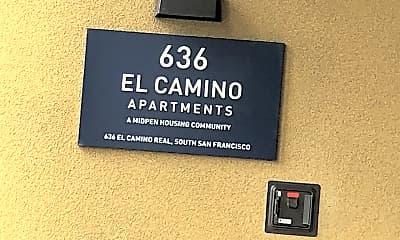 El Camino/Grand Blvd Affordable Housing Development, 1