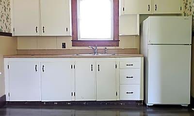 Kitchen, 12 Pleasant St, 1