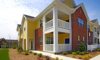 Building, Walnut Terrace Villas, 0