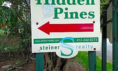 Hidden Pines, 1