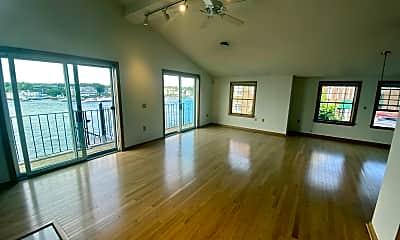 Living Room, 111 Bow St 6, 2