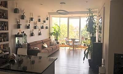 Living Room, 71 Village Rd N 3D, 1