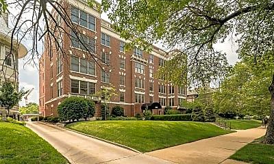 Building, 4540 Lindell Blvd 103, 1