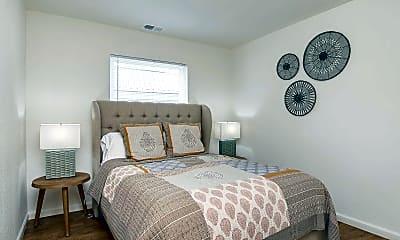 Bedroom, Villa Del Sol Apartments, 2