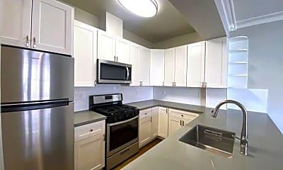 Kitchen, 1725 Van Ness Ave, 1