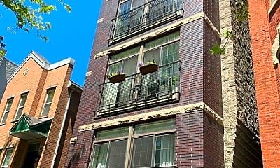 Building, 2206 W Monroe St 3, 1