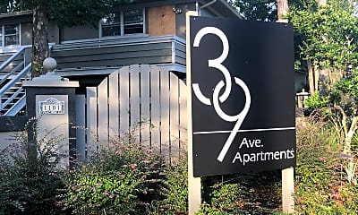 39th Ave Apartments, 1
