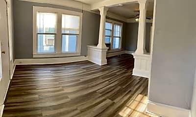 Living Room, 117 E. 4th St. #3, 1