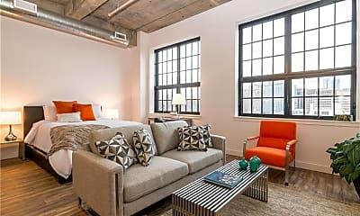 Living Room, 121 Westmoreland Ave 209, 1